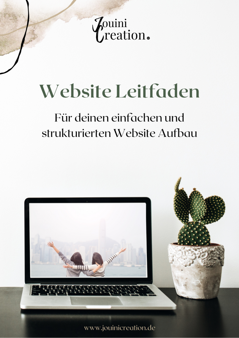 Kostenloser Website Leitfaden