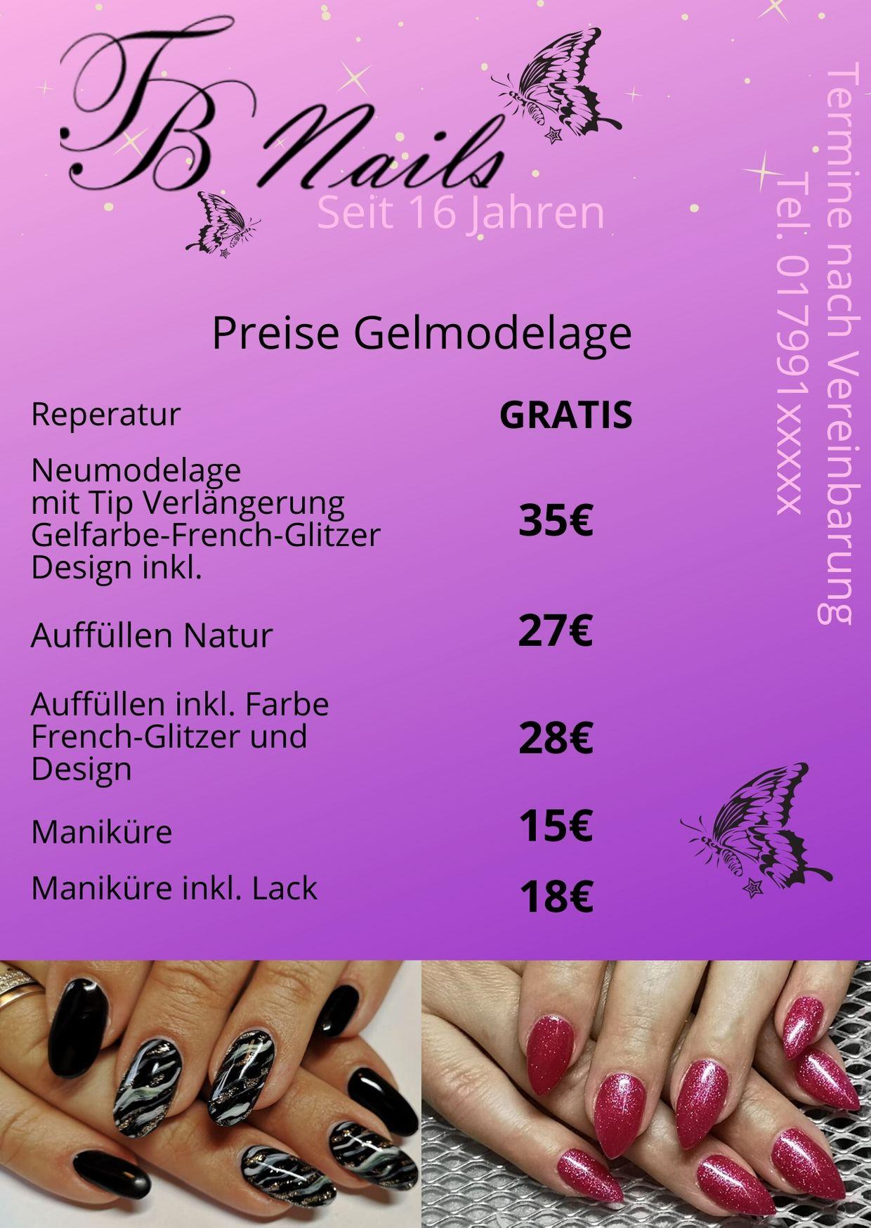 TB Nails